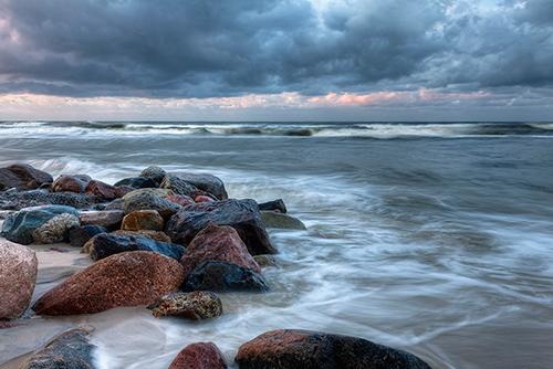 Bałtyk, wybrzeże