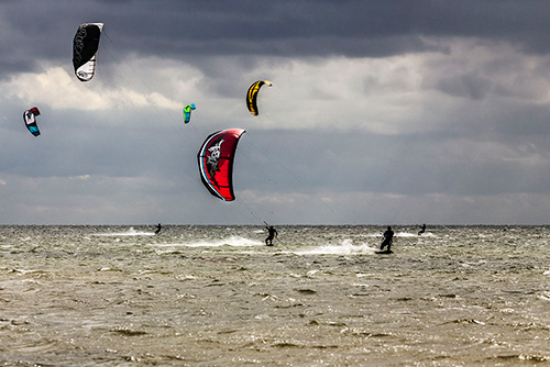 Bałtyk Kitesurfing