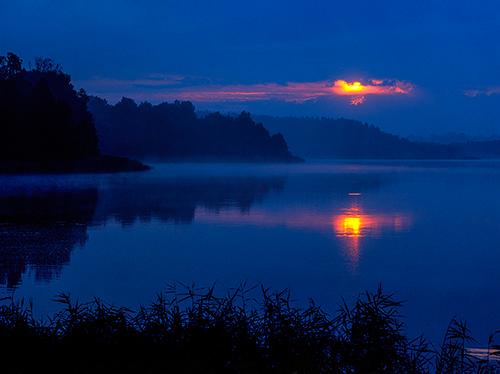 Warmia, jezioro Wadąg