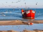 Morze Bałtyckie, kuter