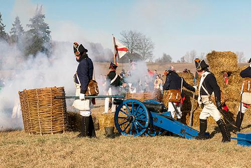 Napoleońska bitwa