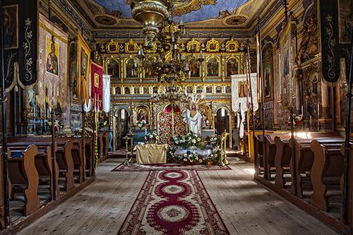 Hańczowa, cerkiew