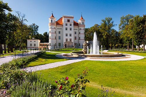 Wojanów pałac