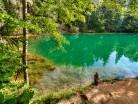Zielone jeziorko