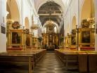 Czerwińsk Kościół Zwiastowania NMP