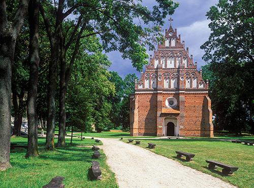 Kodeń kościół