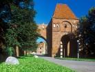 Toruń zamek