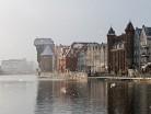 Gdańsk, nad Motławą