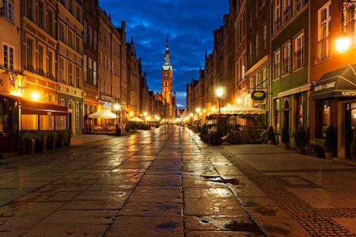 Gdańsk, ul. Długa
