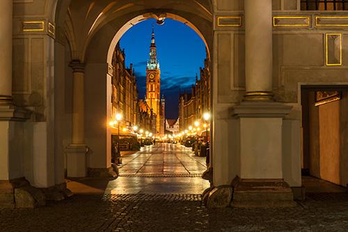 Gdańsk, Złota Brama