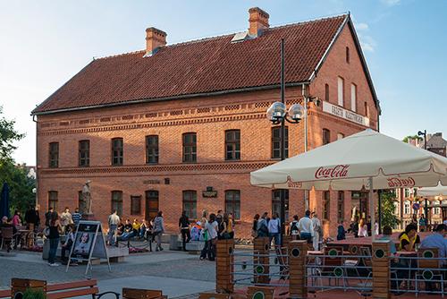 Olsztyn, Muzeum Gazety Olsztyńskiej