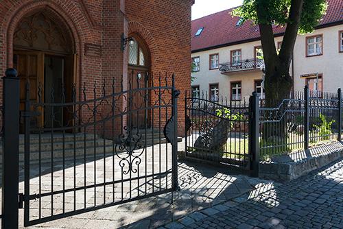 Olsztyn, ulica Gazety Olsztyńskiej