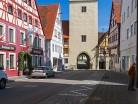 Weissenburg, Bawaria, brama