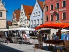 Weissenburg, jarmark uliczny
