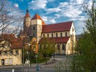 Weissenburg, kościół