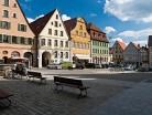 Weissenburg, Bawaria, plac targowy