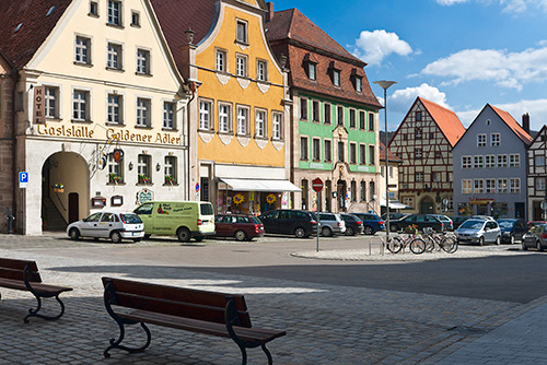 Weissenburg, Bawaria