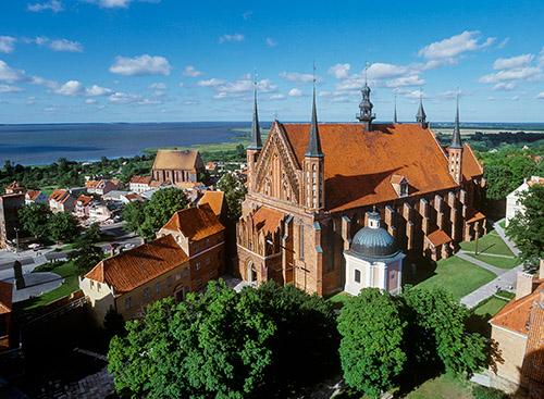 Frombork, katedra
