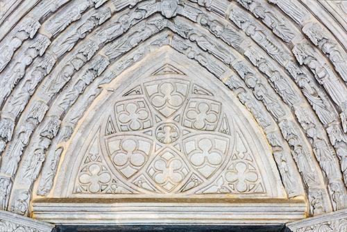 Frombork portal