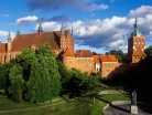 Frombork, wzgórze katedralne