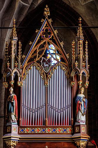 Olsztyn, katedra