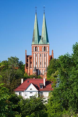 Olsztyn, kościół garnizonowy