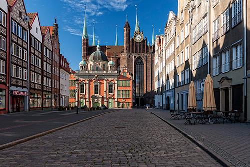 Gdańsk, Kaplica Królewska