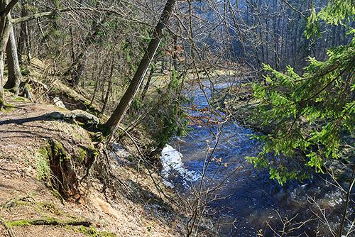 Rzeka Wałsza