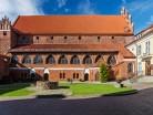 Olsztyn, zamek gotycki