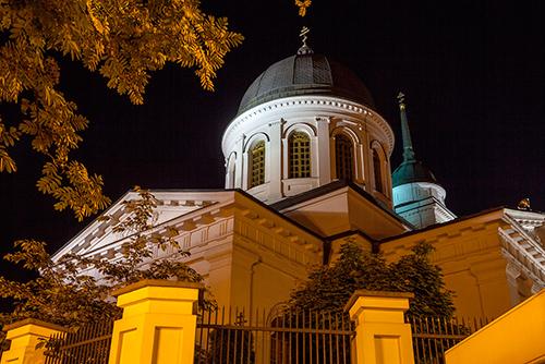 Białystok, cerkiew