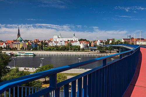 Szczecin, panorama