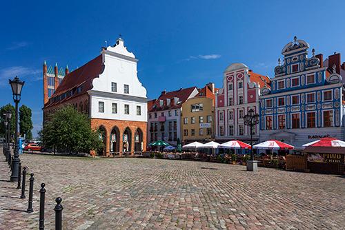 Szczecin, Stare Miasto