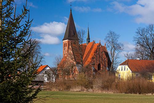 Żegoty kościół