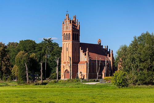 Znalezione obrazy dla zapytania kościół giławy
