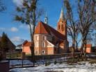 Kraszewo, kościół gotycki