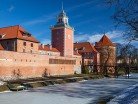 Lidzbark Warmiński, barokowy pałac