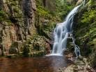 Wodospad Kamieńczyka, Karkonosze