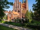Olsztyn,neogotycki kościół