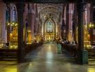 Olsztyn, wnętrze katedry
