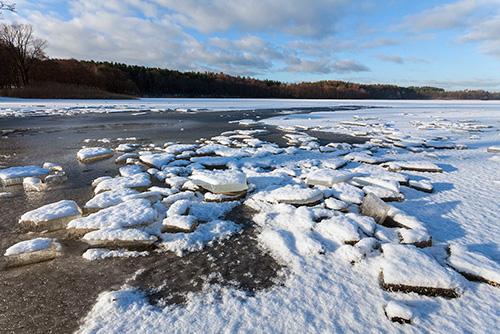 Olsztyn jezioro Kortowskie