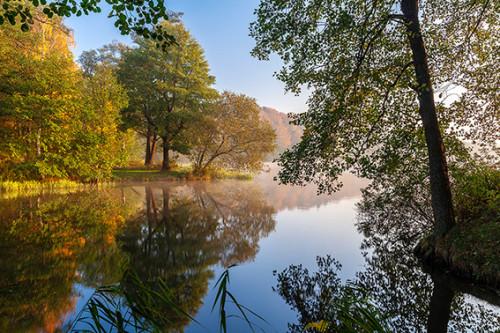 Jezioro Szeląg Mały
