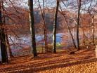 Jezioro na Warmii i Mazurach