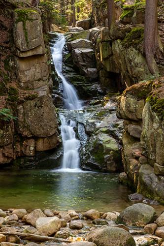 Wodospad Przesieka