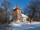 Sorkwity, kościół ewangelicko-augsburski
