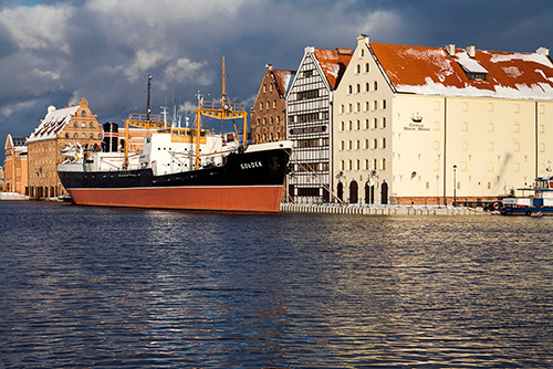 Gdańsk Muzeum Morskie