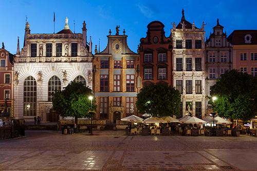 Gdańsk, Długi Targ