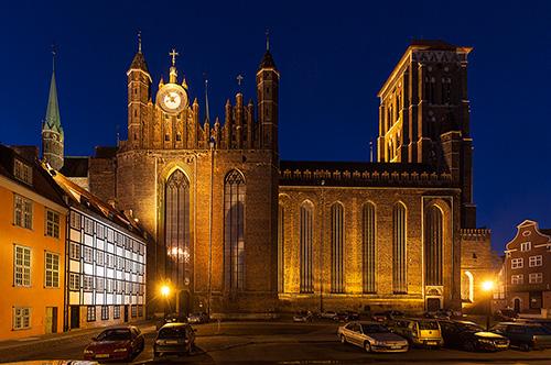 Gdańsk, Bazylika Mariacka