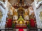 Krzeszów kościół barokowy