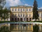 Puławy, pałac Czartoryskich