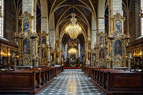 Sandomierz, Bazylika katedralna